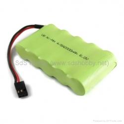 Акумулаторна батерия 6.0V 2000mAh